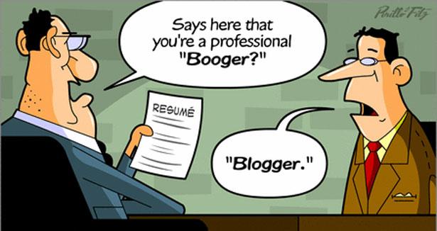 Viral Blogger